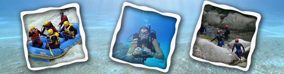 Erlebnisse im Wasser